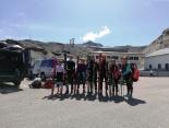 ,, Snow Arena racing team' treniruočių momentai